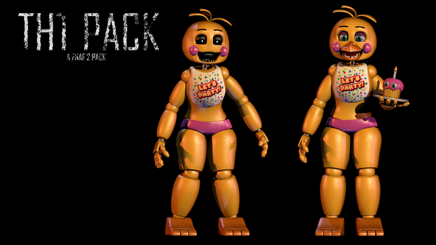 Toy Chica THTpack. by Geta1999