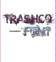 Trashco Font. by uniquebitch