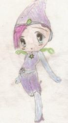 Tecna Chibi by marisaa7989 by Winx-Fans