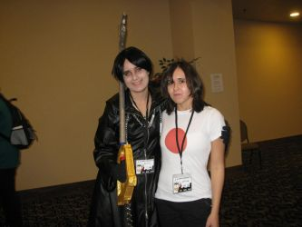 Xion and me by cat55