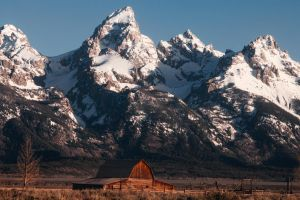 Sunrise in the Tetons by ChlorineDream86