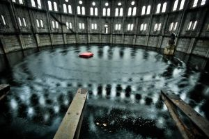 Wola gasworks 3 by photogosiek