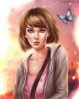 Max Caulfield - Life is Strange by EvaKosmos
