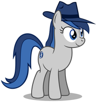 My Little Linux: Fedora by MawsCM