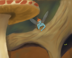 The Fairywood - Alternate Crop by Songwind