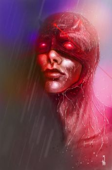 Daredevil - The man without fear - 2017 by GABRIELDIASARTS