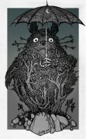 My Neighbor Totoro by Sceith-A