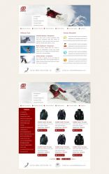 69 skiwear shop by blind91