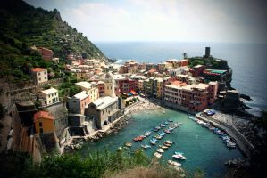 Cinqueterre by ronald87