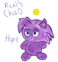 Reni's Chao Hope by VioletWhirlwind