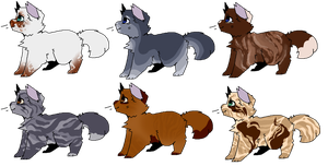 . CLOSED . FREE WATCHER ADOPTS by rnorningstar-adopts