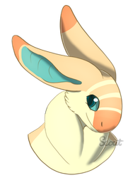 Shy Smile by ScoutCritter