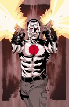 16 BLOODSHOT VARIANT by PETECOLORS