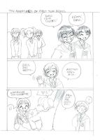 First Year Remus page 1 by fatal-rob0t