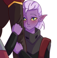 Small Little Lotor by Tassji-S