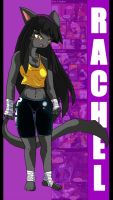 Rachel's Works Out by BenjiPrice