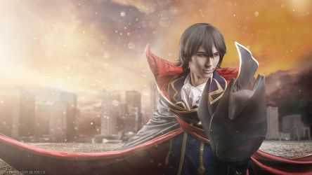 Code Geass cosplay by vergiil-sparda