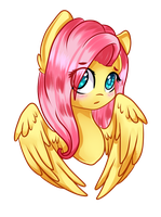 Fluttershy by The---Sound