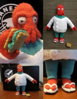 why not Zoidberg? by pixieface