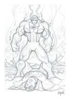 TAKE ON KRYPTON by EricLinquist