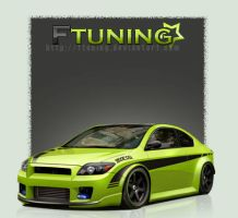 DeviantID 2009 by ftuning