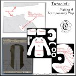 Texture Tutorial : Making a Transparency Map by Childe-Of-Fyre