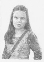 Lucy Pevensie 'Narnia' by mystic17