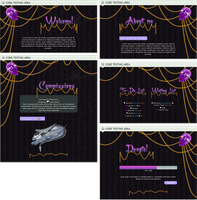 Spiders profile page pimping by UszatyArbuz