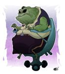 jabba the hutt  redesign by HEROBOY