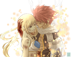 Eight. [NaLu] by ArikaFD