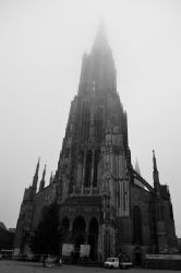 Ulm Cathedral by xTernal7