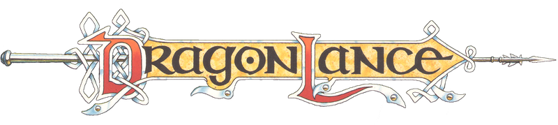 Dragon Lance Logo by BANESBOX