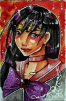 Sailor Mars by Grotesqua