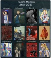 2015 Year in Review by lissa-quon
