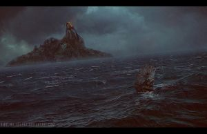 The Storm Begins by Nikulina-Helena