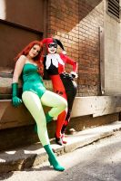 Queens of Crime by gillykins