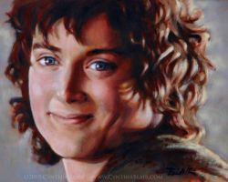 Frodo Baggins by Cynthia-Blair