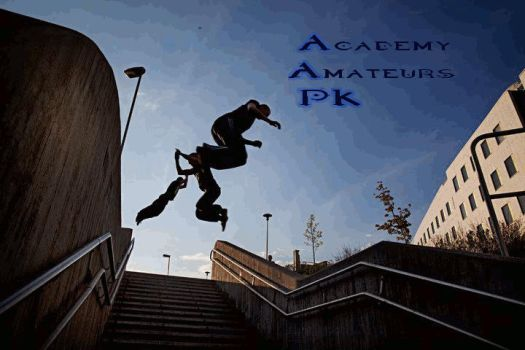 Academy PK Photoshoot Remix by Fire-waypoint