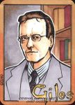 Giles sketch card by ccicconi