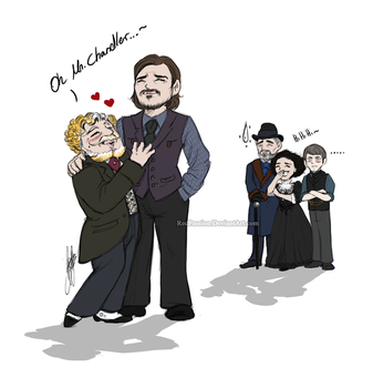 Penny Dreadful - Ferdichan XD by RedPassion