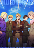 APH - WE ARE THE ALLIED FORCES by Jennaris