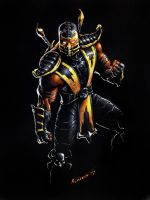 Scorpion mk9 by PitBOTTOM