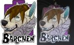 Commissions: Barchen -badge by SaQe
