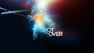 Not Over (ft. Mikasa) by MikoyaNx