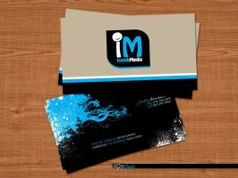 IconikMedia Business Card by NG25Lab