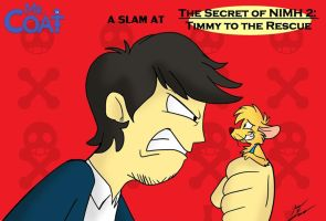 Mr Coat  A Slam at The Secret of NIMH 2 by Slasher12