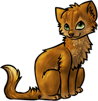 1. Firestar by Nifty-senpai