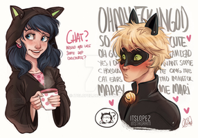 Hot chocolate? by itslopez