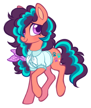 Lionheart's new shirt by SoftSerendipity