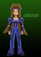 Starring Saria by crazybadger